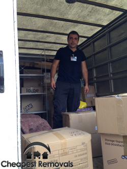 house moving company providing various removal services in London