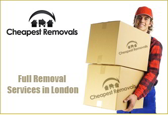 Full Removal Services in London